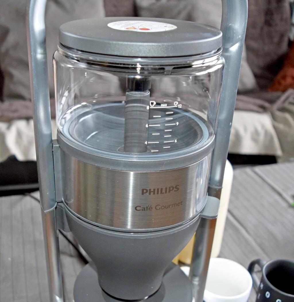 philips caf gourmet cafeti re test avis. Black Bedroom Furniture Sets. Home Design Ideas