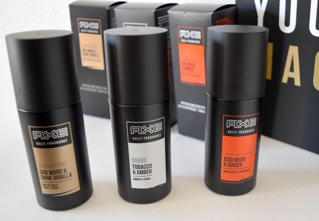 AXE Daily Fragrances