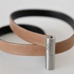 Bracelets homme en cuir Antonio Ben Chimol