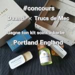 [Concours Inside] Gagnez un kit soins à barbe Portland England (terminé)