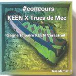 [Concours Inside] Remporte ta paire KEEN Versatrail (terminé)
