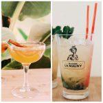 Cocktails de l'été Maison La Mauny