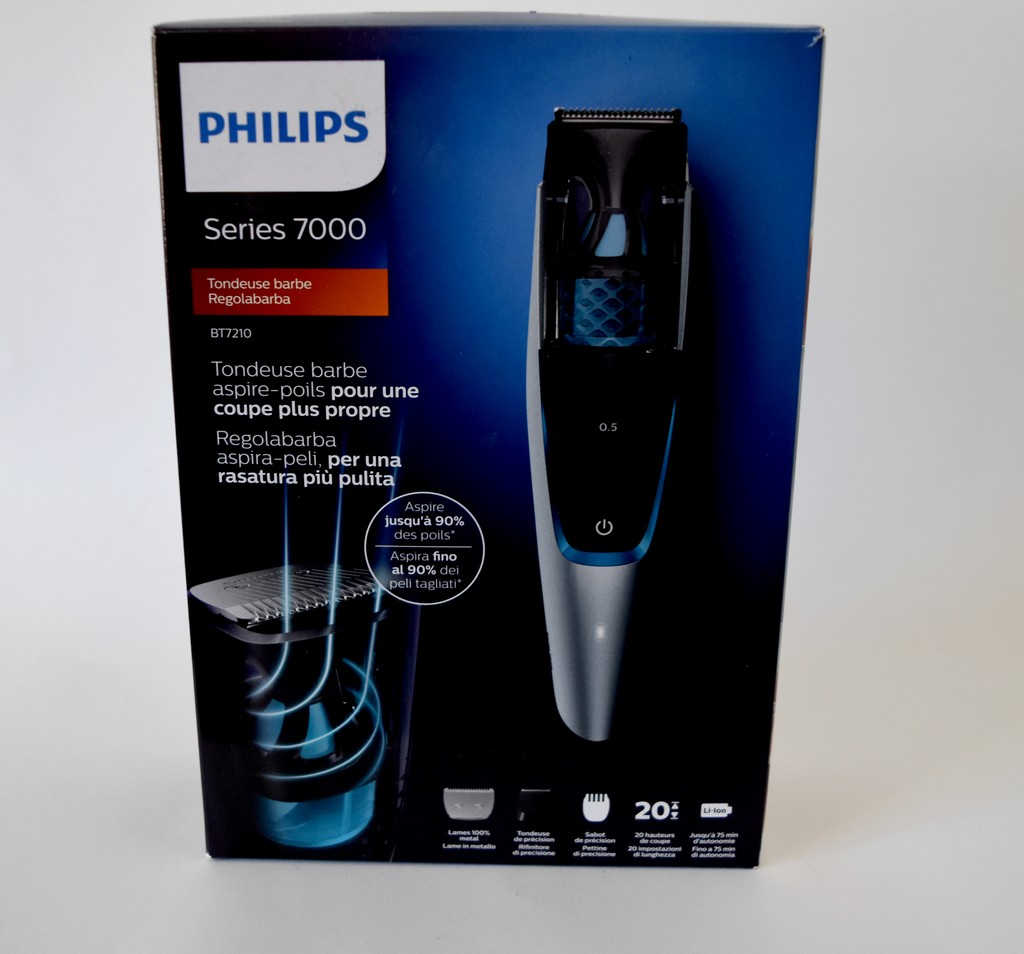 philips series 7000 test avis d 39 une tondeuse barbe innovante. Black Bedroom Furniture Sets. Home Design Ideas