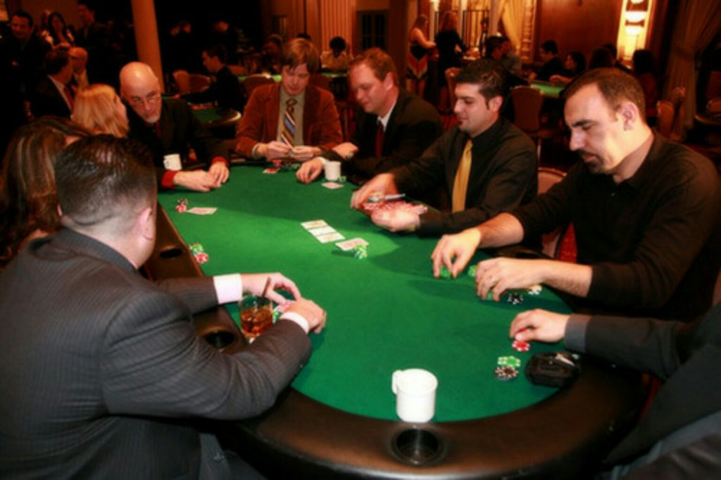 texas holdem poker in singapore casino