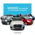 Votre véhicule d'entreprise chez Vivacar