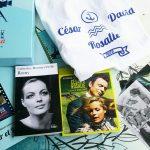 César et Rosalie, la box sentimentale by La Box Fait Son Cinéma