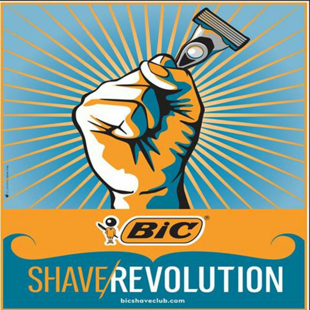 Bic Shave Revolution