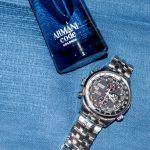 Armani Code Colonia, Une élégance virile
