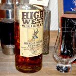 High West Whiskey, un petit bourbon dans la prairie