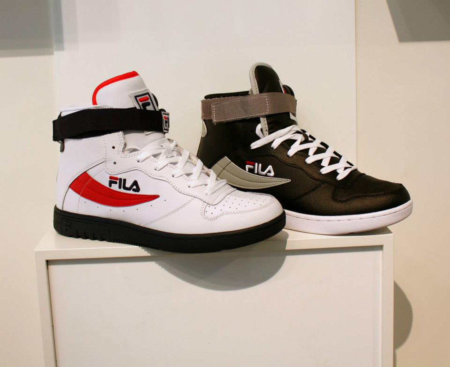 Son Grand Marque Retour Gamme De FilaLa Sportswear Fait Haut 0wXPk8nO